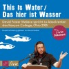 David Foster Wallace: This Is Water