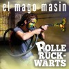 El Mago Masin: Rolle rückwärts